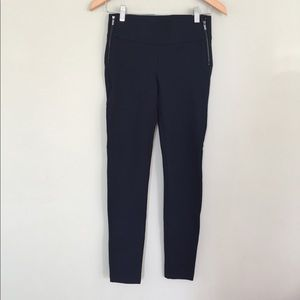 Zara Trafaluc Collection Leggings with Double Zip